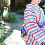 プチプラで楽しめるリサイクル&アンティーク着物の上手な選び方